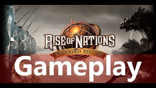 Rise of Nations Extended Edition, Gameplay en Windows 10