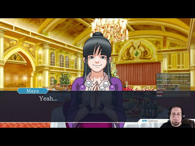 Phoenix Wright: Ace Attorney – Justice for All part 6