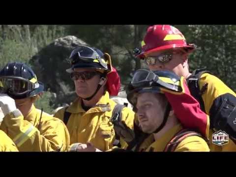 NCW Magazine: Fire training at the Columbia Breaks Fire Interpretive Center