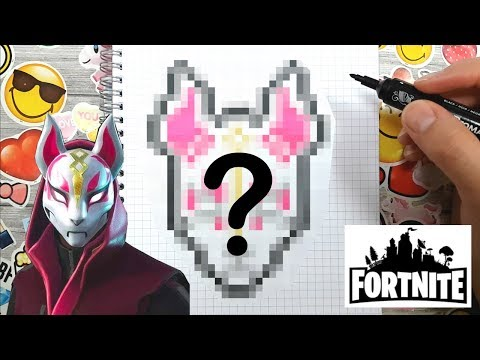Fortnite Pixel Art