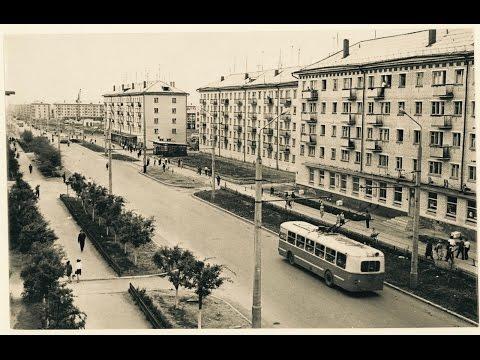 Тольятти / Tolyatti in 1968