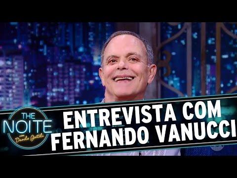 The Noite (28/09/16) - Entrevista com Fernando Vanucci
