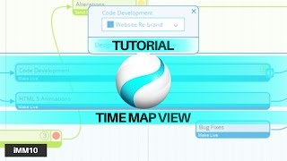 Tutorial: Time Map View - iMindMap 10