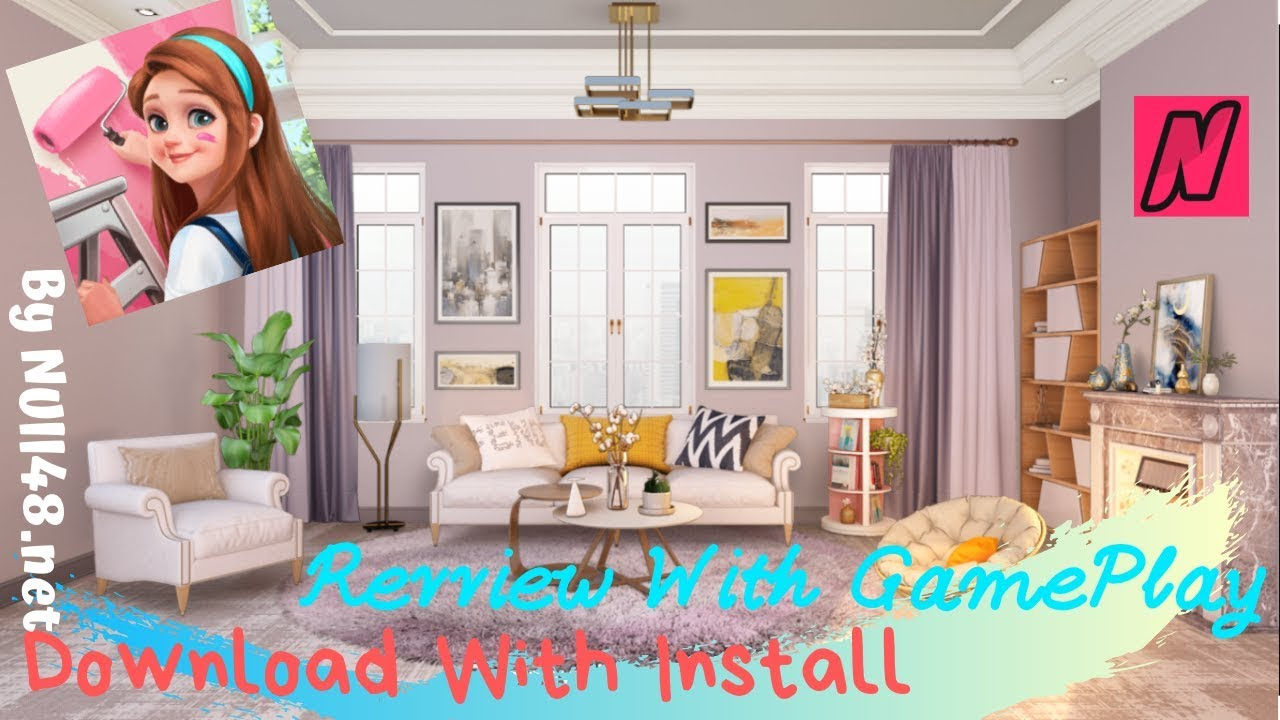 Download My Home Design Dreams Android Apk With Gameplay Youtube