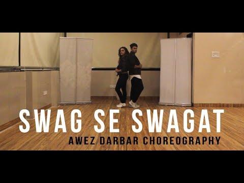 Swag Se Swagat - Tiger Zinda Hai | Awez...