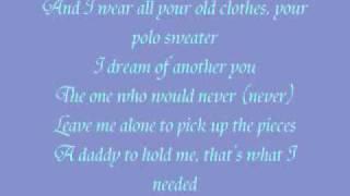 Confessions Of A Broken Heart Lyrics- Lindsay Lohan