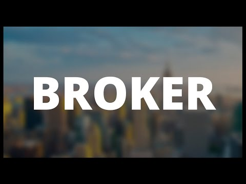 04 - Le Broker | Formation Débutant Trading 2017