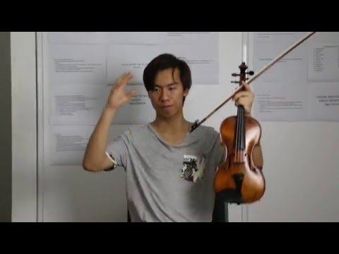 How to Shift on the Violin (+ Some Good Exercises)