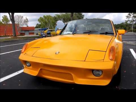 1972 Porsche 914 - Cars by Brasspineapple Productions