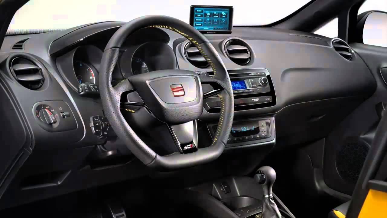 Car Interior 2012 Seat Ibiza Cupra  YouTube