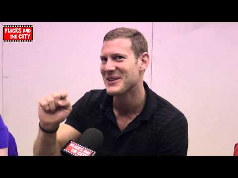 Tom Hopper Interview - Merlin, Cold & Black Sails