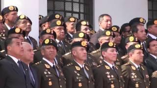 Ceremonia por el XX Aniversario de la operación militar Chavín de Huantar