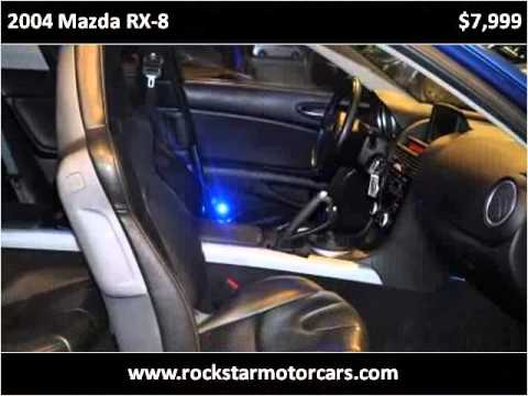 2004 Mazda RX-8 Used Cars Nashville TN