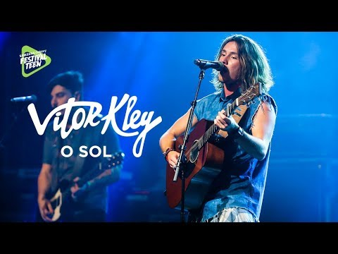 O Sol - Vitor Kley no Festival Teen In Concert