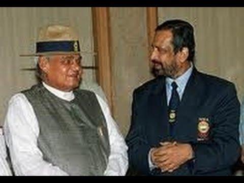 When Atal Bihari Vajpayee Mocks Suresh Kalmadi - Funny Momment