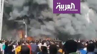 معشور ذات الأغلبية العربية.. الدبابات تتجول والملاحقة تمتد للمستنقعات