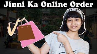 Jinni Ka Online Order   Family Comedy Show   Cute Sisters