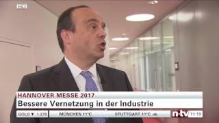 Hagen Rickmann zu Digitalisierung im Mittelstand, NarrowBand IoT und Datensicherheit.