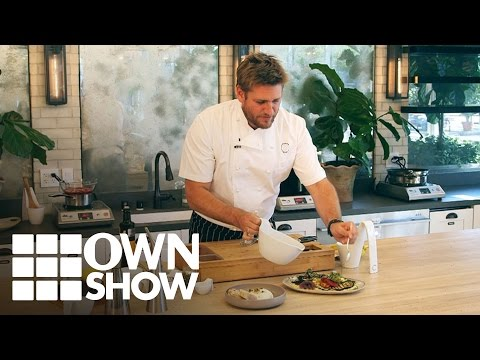 The One Thing Curtis Stone Always Has in His Fridge