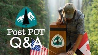 Post PCT Q&A
