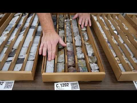 Learn How Geologists Evaluate and Use Rock Core Samples