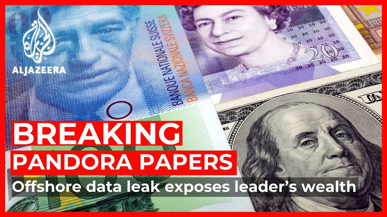 Pandora Papers live updates: The world reacts after secret ...