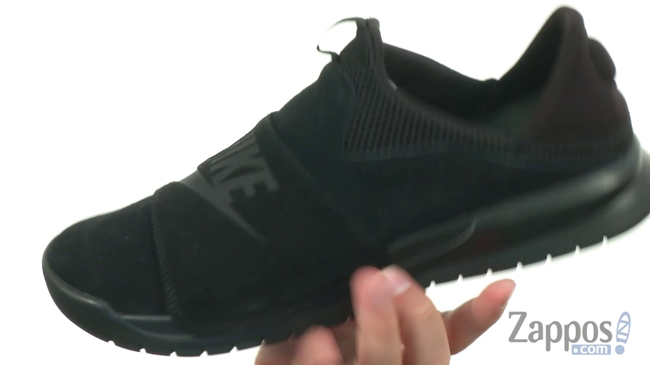 nike slip on gym shoes