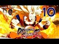 Let's Play Dragon Ball FighterZ Story Mode Blind Part 10 - Goku vs Frieza and the Ginyu Force
