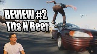 Ninja Review #2: Tits And Beer Promo (Deforestation?)