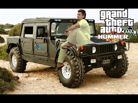Hummar full song A Kay  Dr zeus Gta 5 2k16 brand new Punjabi song  fan made