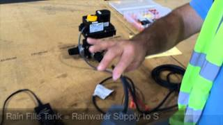 Rainwater Harvesting System: Alternate Water Supply  Kit