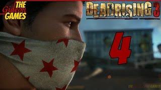 Прохождение Dead Rising 3: Apocalypse Edition на Русском [HD|PC] - Часть 4 (Спасение в морге)