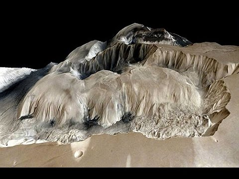 India's Mars orbiter sends stunning canyon photo