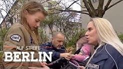 Mädchen und Baby auf der Flucht: Wo sind die Eltern? | Auf Streife - Berlin | SAT.1 TV
