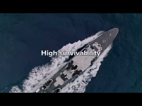 Israel Shipyards Offshore Patrol Vessel OPV