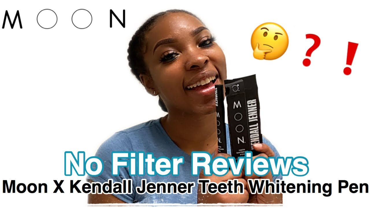 No Filter Reviews Moon X Kendall Jenner Teeth Whitening Pen