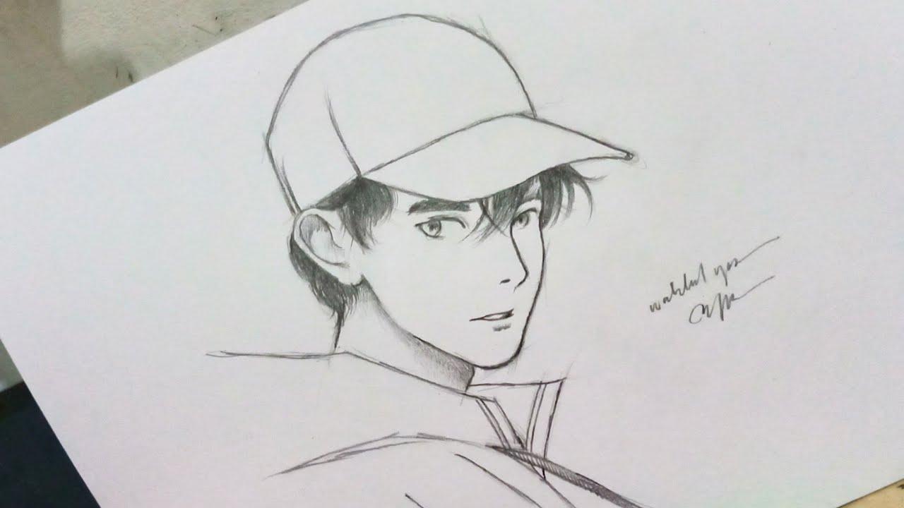 Menggambar Anime Untuk Pemula Step By Step Youtube
