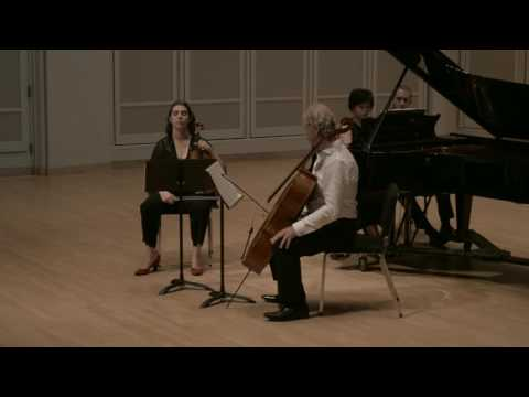 2016 Edward Auer Piano Workshop at JSoM: Chamber Recital (7/29)