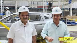 Tata Harrier   Weld Shop Tour