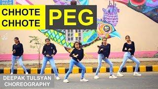 Deepak Tulsyan - Chhote Chhote Peg - Yo Yo Honey Singh | Kids Dance | Advance Choreography