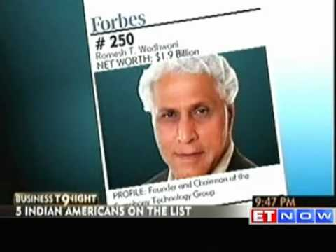 5 Indian-Americans in Forbes list of US