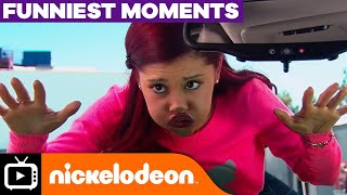 Sam & Cat | Funniest Moments | Nickelodeon UK