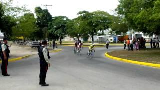 Vuelta a Venezuela llegando a cagua estado Aragua