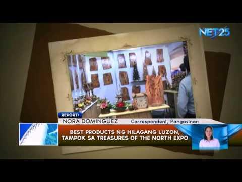 Best products ng Hilagang Luzon, tampok sa Treasures of the North Expo