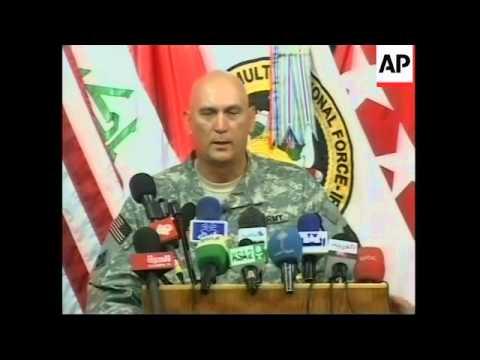 Petraeus hands over Iraq command to Odierno, anti-US demo