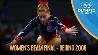 Balance Beam Final - Women's Artistic Gymnastics | Beijing 2008 Replays