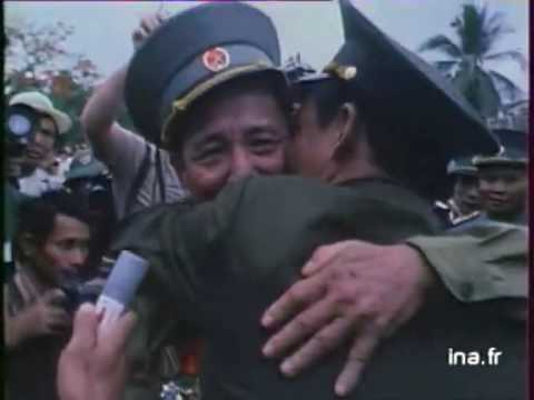 Withdrawal of Vietnamese Division from Cambodia I