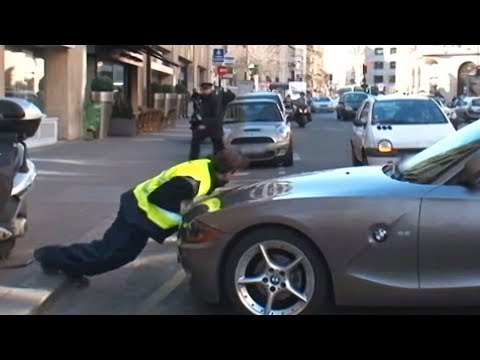 Parking Anarchie - Reportage Complet - FULL HD