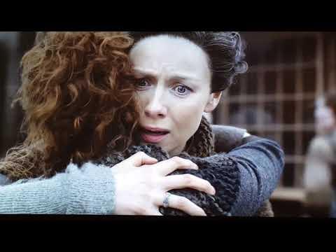 Outlander 4x9 Claire reunites with Brianna