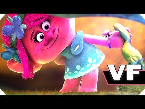 LES TROLLS : Tous les Extraits VF du Film ! (Animation - 2016)